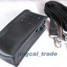 Leather Case For Motorola GP320 GP338 GP328 GP340 New!