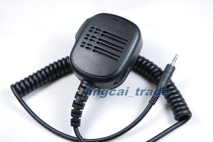 Speaker Mic for Motorola Visar Radio with 3.5mm jack