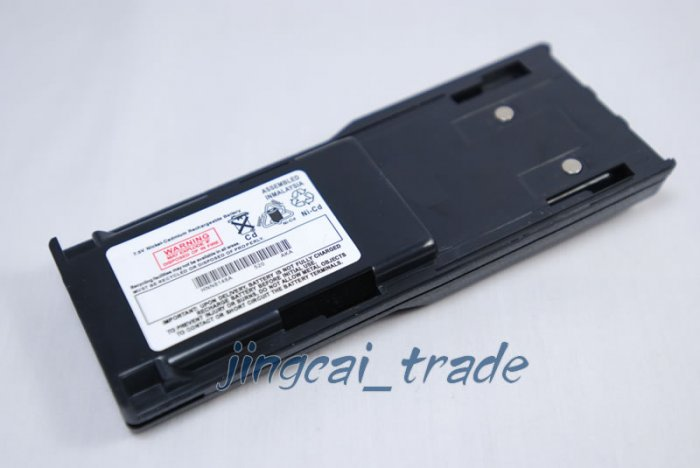 Battery for Motorola P110 P-110 Two Way Radio HNN8148A