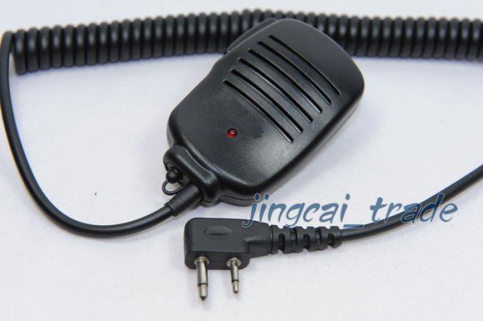 Speaker Mic for ICOM COBRA MAXON Radio with 3.5mm jack