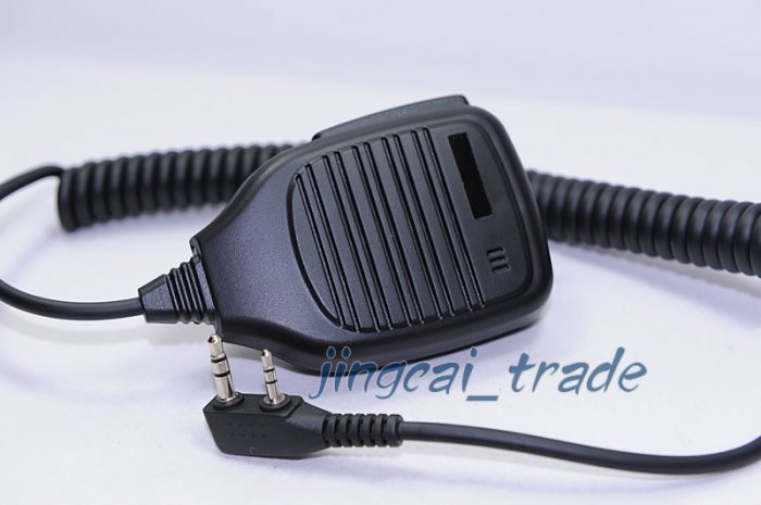 Speaker Mic for KENWOOD PUXING WOUXUN radio as KMC-21