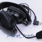 Overhead Headset with boom mic of HYT TC600 TC620 TC700