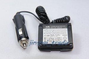 Car Battery Eliminator for Yaesu VX-7R 6R 5R Radio New!
