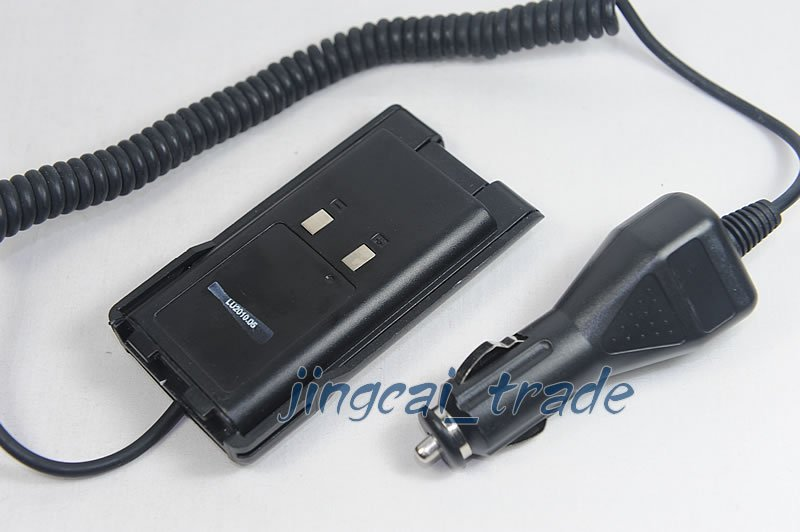 Car Battery Eliminator for HYT TC600 TC-600 Radio New