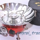 Brand New! Windproof Camping Stove Gas Stove Cookout Burner