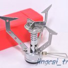 Brand New! Mini Butane Portable Camping Stove Burner Cookout Picnic Cookware B2