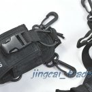 Multi-function Nylon Case Holder for Kenwood Yaesu ICOM Motorola radio on Duty B