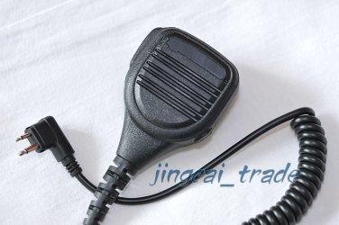 Rainproof Water-Resistant Speaker Mic for Motorola GP300 GP200 HYT TC-600 TC700