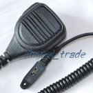 Rainproof Water-Resistant Speaker Mic for Motorola radio GP328plus GP344 GP388
