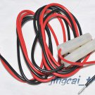 Radio Power Cable for Mobile Radio Kenwood TK868 TK768 TK708 TK808