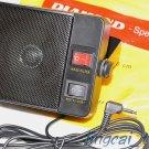 Heavy duty TS-750 External Speaker for Yaesu Kenwood Icom CB Radio 3.5mm jack