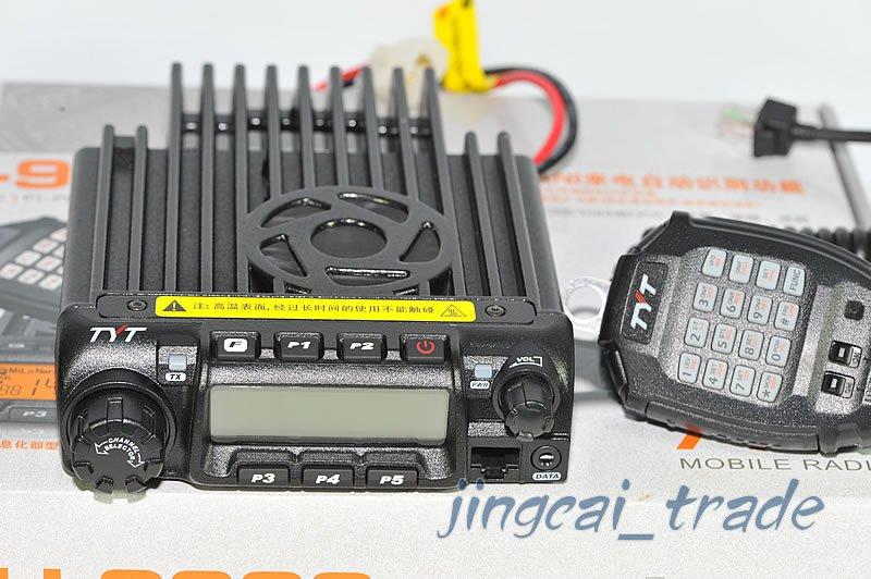 Original TYT TH-9000 UHF 400-490MHz Mobile Radio Car Taxi Truck Transceiver New!