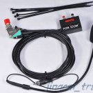 8-pin Hands-free Microphone for ICOM IC2200H IC2720 IC2820 Car Radio