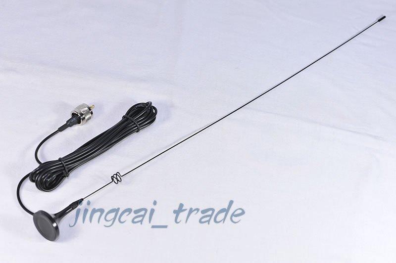 NAGOYA UT-108 PL259 MOBILE DUAL BAND Antenna For Car Radio Yaesu ICOM KENWOOD