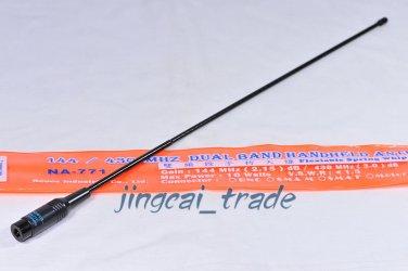 Original! Nagoya NA-771 Dual-Band Flexible Antenna SMA-Male for Yaesu ICOM Radio