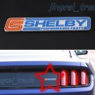 SHELBY Performance Parts 3D Thick Aluminium Car Auto Decal Badge Emblem Sticker