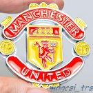 Thick! 3D Car Emblem Badge Decal Metal Soccer Football Manchester United LOGO