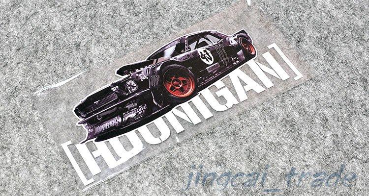 Hoonigan Mustang Engine Specs