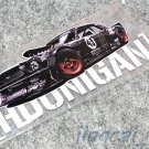 Ken Block Drift Mustang HOONIGAN Logo Car Body Window Bumper Vinyl Sticker Decal