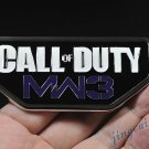 Call of Duty MW3 Chromed Metal EMBLEM BADGE JEEP CHEROKEE WILLYS WRANGLER Purple