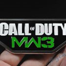 Call of Duty MW3 Chromed Metal EMBLEM BADGE JEEP CHEROKEE WILLYS WRANGLER Green