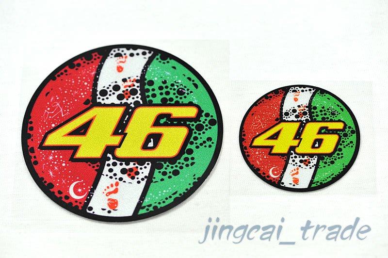 Valentino Rossi 46 Logos
