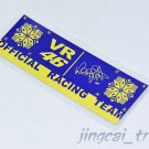 VR 46 VALENTINO ROSSI Signature MOTOGP OFFICIAL RACING TEAM Decal Sticker