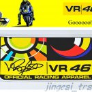 VR 46 VALENTINO ROSSI Signature MOTOGP OFFICIAL RACING APPAREL Sticker Decal