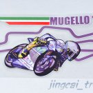 VALENTINO ROSSI 46 MUGELLO '15 MOTOGP Sticker Decal Car Auto Motorcycle ITALY