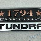 Star 1794 Edition Logo Big 3D Metal OEM Big Badge Emblem Decal for TOYOTA TUNDRA