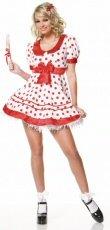 2 Piece Lollipop Girl Dress/ costume