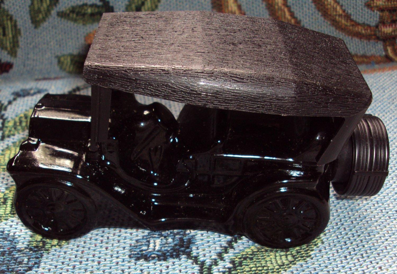 Mens Vintage Avon Model T Touring Car Tribute Cologne After Shave Car Decanter Bottle