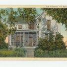 Bob Burns Home Van Buren Arkansas Postcard