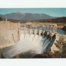 Cabinet Gorge Dam, North Idaho Postcard