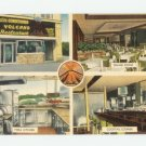 Volcano Restaurant and Cocktail Lounge South Bend Indiana Postcard
