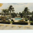 Tropic Lodge Naples Florida Postcard 1962