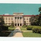 Administration Bldg SW Missouri State College Postcard