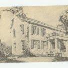 Ste. Genevieve Academy Missouri Postcard Misselhorn