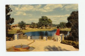 Point Clear Alabama Cottage Colony Postcard 1956