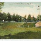 West Park Allegheny City Pennsylvania Postcard 1909(?)