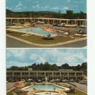 Anthony Motel Hot Springs Arkansas Postcard 1950s