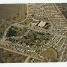 Aerial View Fiesta Park Harlingen Texas Postcard