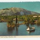 Riverboat on Stone Mountain Lake Georgia Postcard