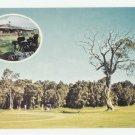 Volcano Golf Course Kilauea Volcano Hawaii Postcard