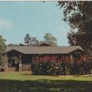 Dining Hall Camp Glisson Dahlonega Georgia Postcard