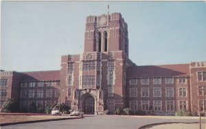 Ayers Hall University of Tennessee Knoxville Postcard