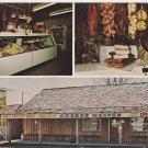Ware's Kettle Smoke House Van Buren Postcard