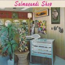 Salmagundi Shop Ocean Spgs. Pascagoula MS Postcard