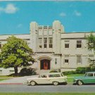 Futrall Hall University of Arkansas Postcard 1950s