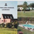 Vinton/Lake Charles Louisiana KOA